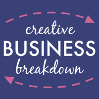 Creative Business Breakdown podcast