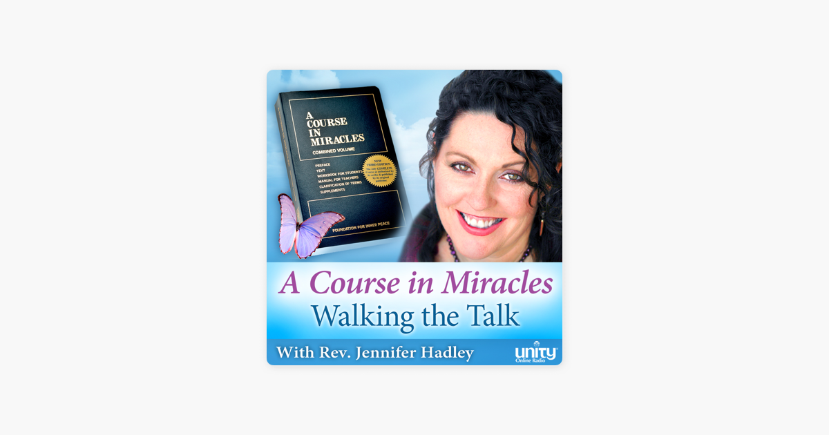 A Course in Miracles on Apple Podcasts