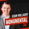 Monumental with Evan Holladay artwork