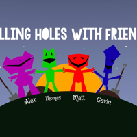 Filling Holes With Friends podcast