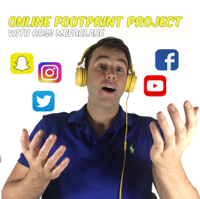 Online Footprint Project podcast