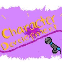 Character Development podcast