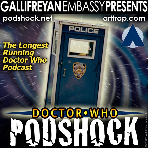 Doctor Who: Podshock MP3