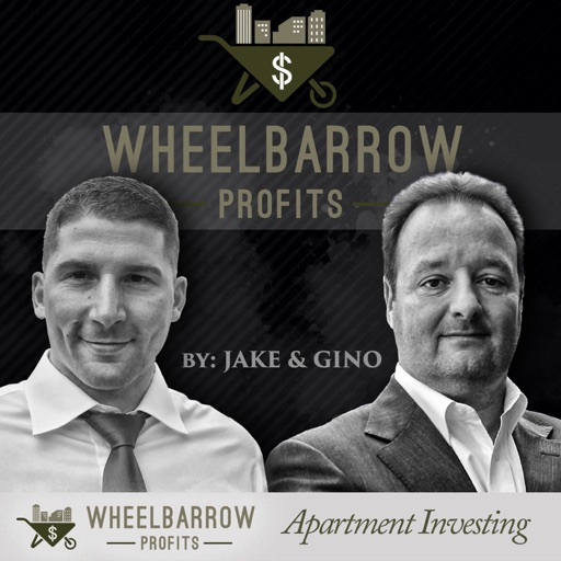 Cover image of Jake and Gino: Multifamily Real Estate Investing & More