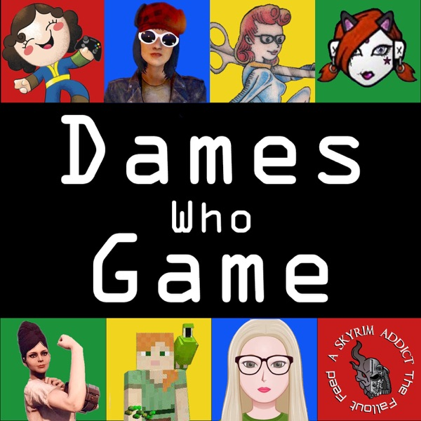 Dames who Game