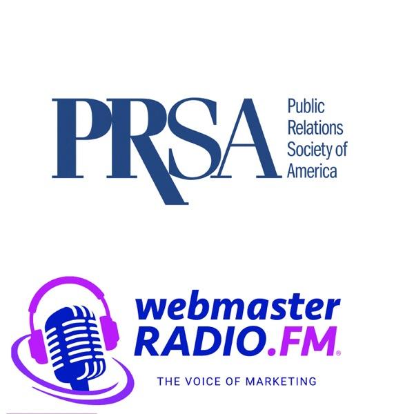 Public Relations Society of America on WebmasterRadio.fm