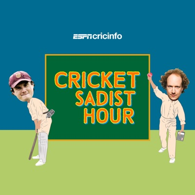 The Cricket Sadist Hour:ESPN, Jarrod Kimber, Andy Zaltzman