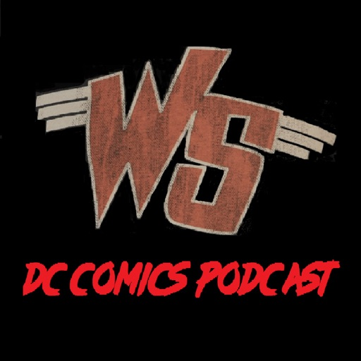 Cover image of Weird Science DC Comics Podcast