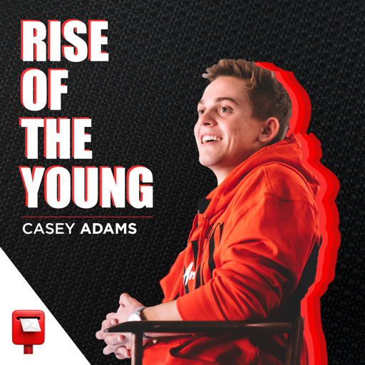 Cover image of Rise of The Young