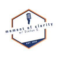 Moment of Clarity with Stefan G. podcast