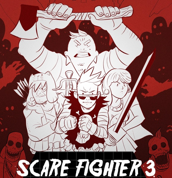 SCARE FIGHTER 3