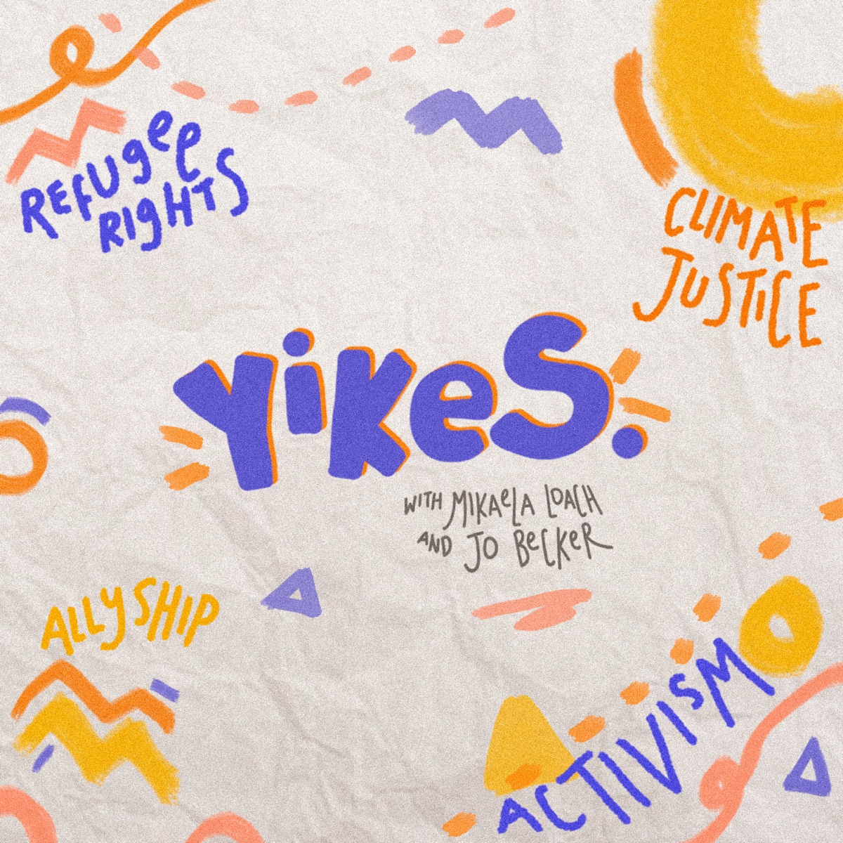 The YIKES Podcast