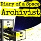 Diary of a Space Archivist