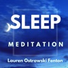 SLEEP MEDITATION with Lauren Ostrowski Fenton artwork