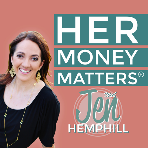 Cover image of Her Money Matters