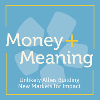 Podcast cover art for Money and Meaning