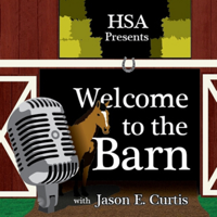 Welcome to The Barn podcast
