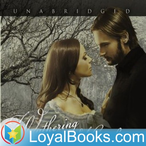 Cover image of Wuthering Heights by Emily Bronte