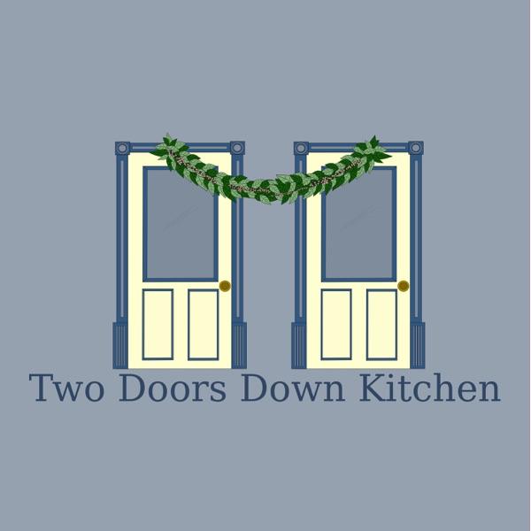 Two Doors Down Kitchen