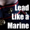 Lead Like A Marine artwork