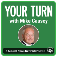 Your Turn with Mike Causey podcast