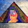 Psychic parrot artwork