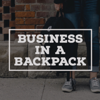 Business In A Backpack podcast