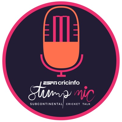 ESPNcricinfo Stump Mic Podcast:ESPNcricinfo