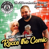 "IAP 117 : ""Hey, I Grew Up This Freaky Way Too…Let's Laugh About It"" A Conversation with ""Rocco the Comic"""