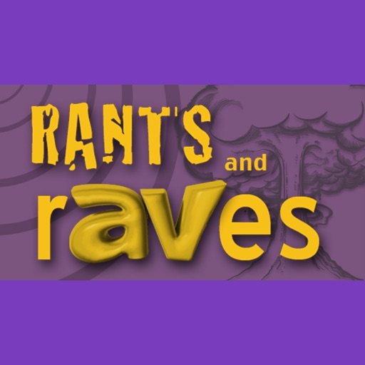 Cover image of rAVe [Publications] Rant's and rAVes