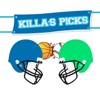 Killa's sports picks podcast artwork