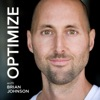 OPTIMIZE with Brian Johnson | More Wisdom in Less Time artwork