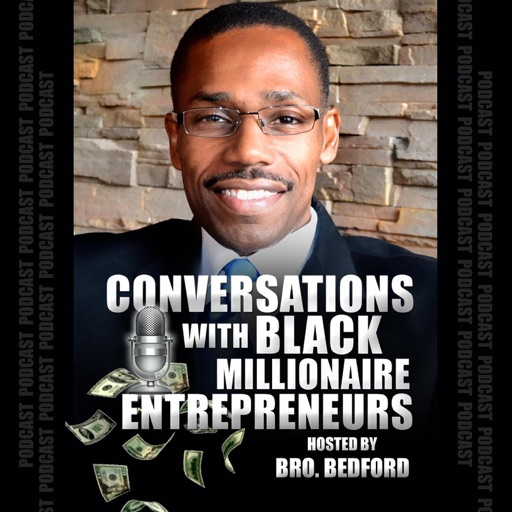 Cover image of Conversations With Black Millionaire Entrepreneurs