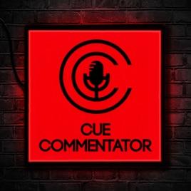 Image result for cue commentator podcast