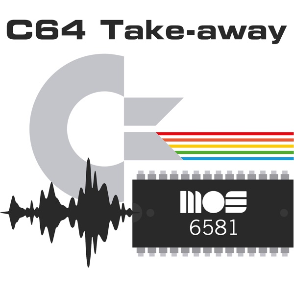 The C64 Take-away podcast