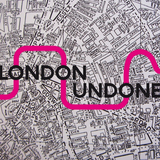 Cover image of London Undone