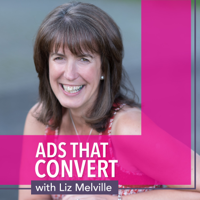 Ads that Convert with Liz Melville podcast