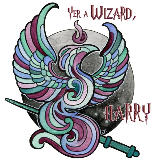 Cover image of Yer A Wizard Harry: The Harry Potter Bookclub