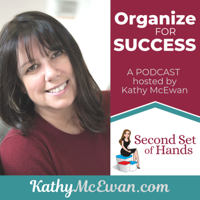 Organize For Success Podcast podcast