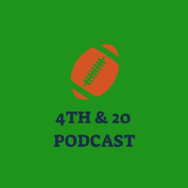 4th & 20 Podcast Artwork