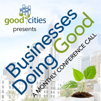 Businesses Doing Good podcast