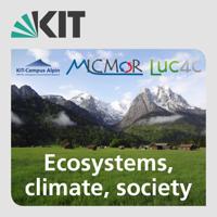 Ecosystems, climate, society podcast
