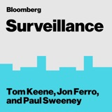 Image of Bloomberg Surveillance podcast