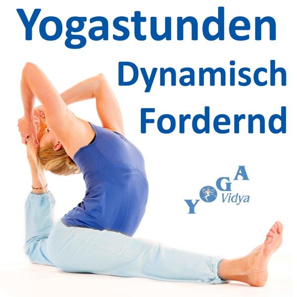 Yogastunden - dynamisch und fordernd