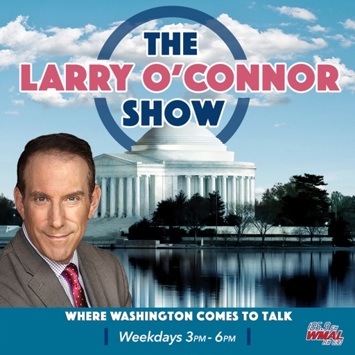 Cover image of The Larry O'Connor Show