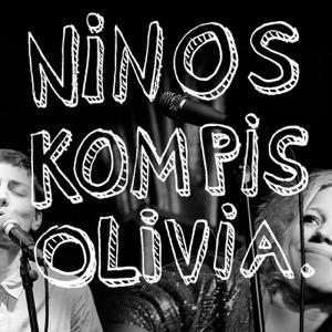 Ninos kompis Olivia. Spoken word, estradpoesi och poetry slam