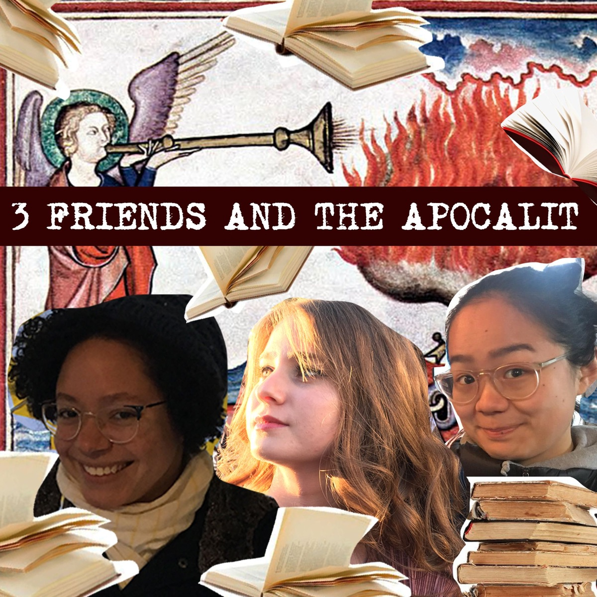 3 Friends and the Apocalit