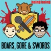 Boars, Gore, and Swords: A WandaVision Podcast artwork
