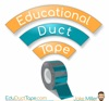 Educational Duct Tape artwork