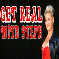 Get  Real with Steph Sheppard podcast